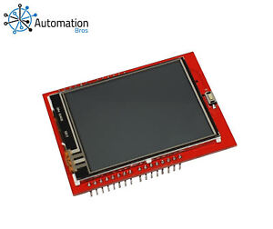 LCD-Display-Shield-Touch-Panel-for-Arduino