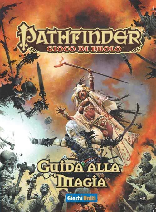 Pathfinder, Guida alla Magic, Game Role, New by Games United, And Italian