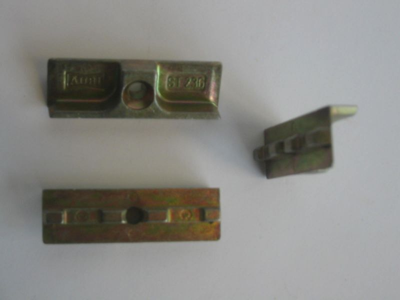 AUBI Schliessteil ST 236 für Fenster oder Balkon   Terassen Tür aus Kunststoff