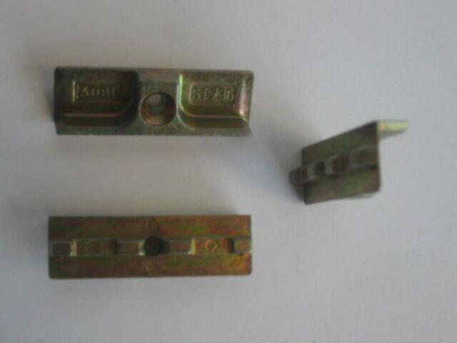 Terassen Tür aus Kunststoff AUBI Schliessteil ST 236 für Fenster oder Balkon