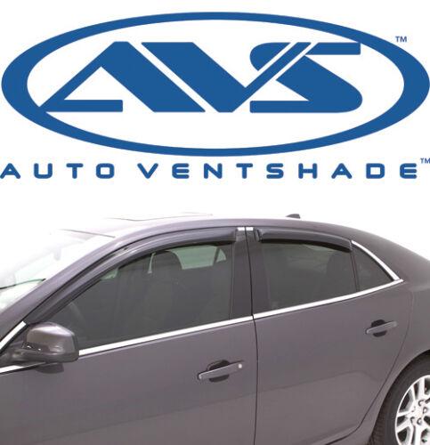 AVS 194362 In-Channel Window Deflector Ventvisor 4-Piece 2013-2015 Chevy Malibu