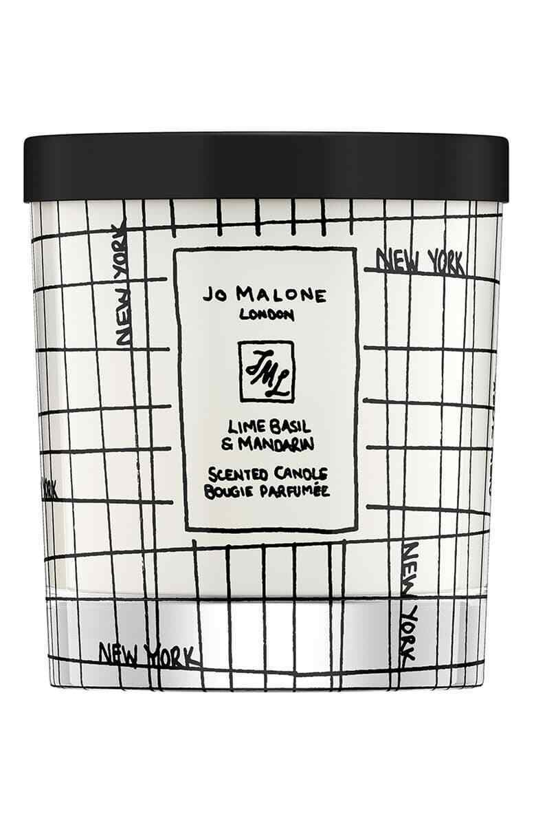 Jo Malone City Candle NEW YORK Lime Basil Mandarin