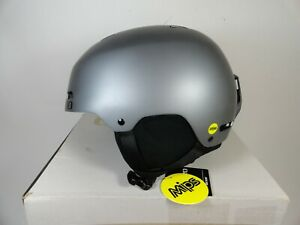 GIRO-Ledge-MIPS-Adult-Sz-M-Meduim-Snow-Sports-Helmet-Matte-Titanium-w-box