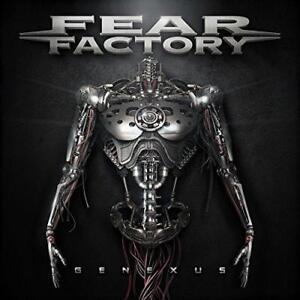 Fear-Factory-Genexus-Extra-Tracks-NEW-CD