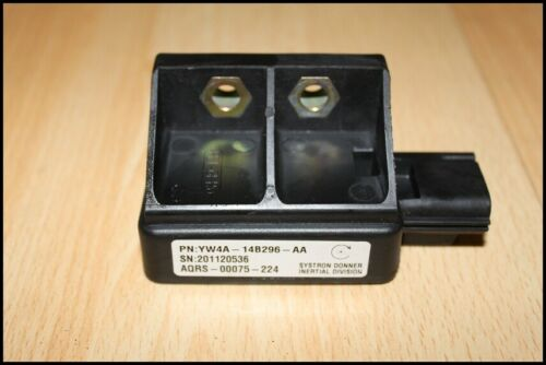 Capteur de vitesse angulaire en lacet//Stabilité Dynamique Module de commande Jaguar S-Type 1999-2002