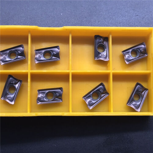 10pcs AOMT123608PEER-M VP15TF Indexable Carbide inserts milling cutter inserts