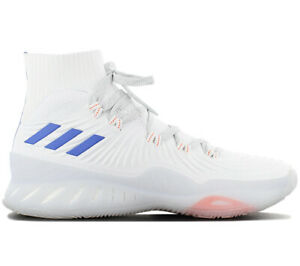 Details about Adidas Crazy explosive PK Primeknit Mens Basketball Shoes CQ0611 White Shoes show original title