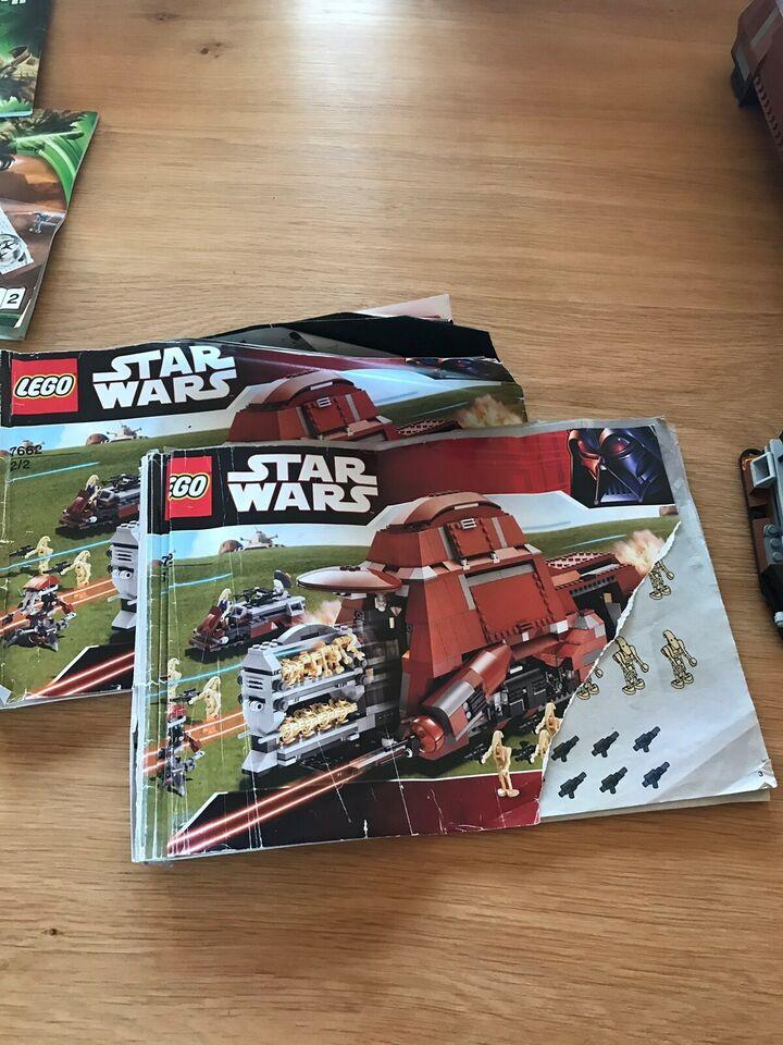 Lego Star Wars, 7662