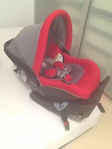 Peg Perego Primo Viaggio 4 35 Infant Car Seat Tulip Red With Grey