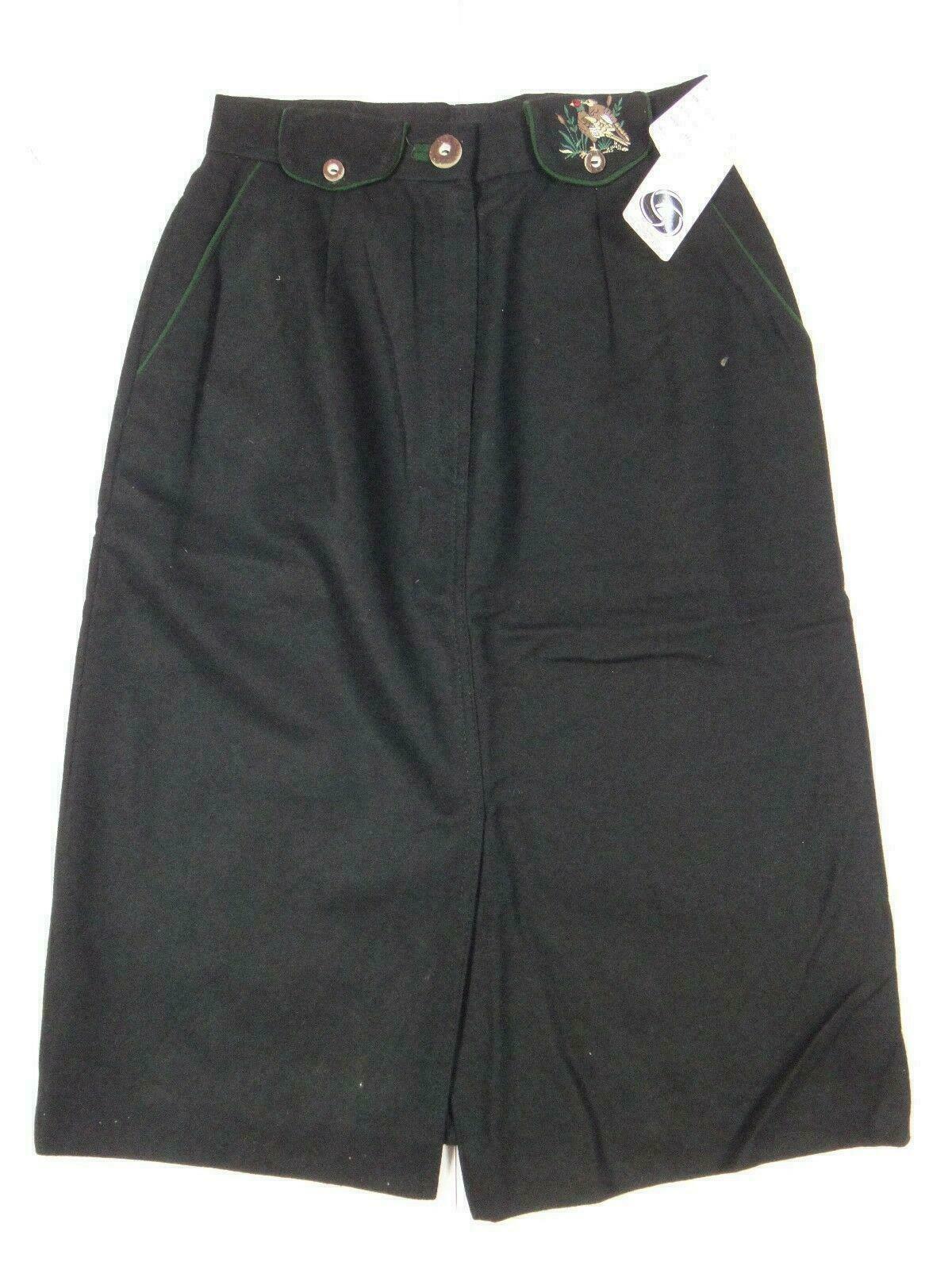 12599 Womens Skirt Hammerschmid Model Lech Size 36 Black