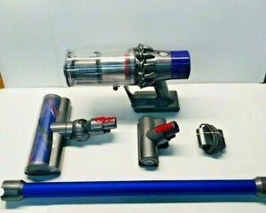Dyson-Cyclone-V10-Absolute-Sans-fil-Baton-Aspirateur-bleu