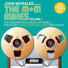 Various Artists John Morales Presents The M&m Mixes Part B - Volume 3 Vinyl
