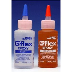 650 8 8oz G Flex Epoxy Part 650 8 West System Ebay