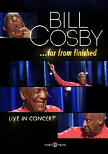 Bill Cosby Far From Finished 2013 DVD