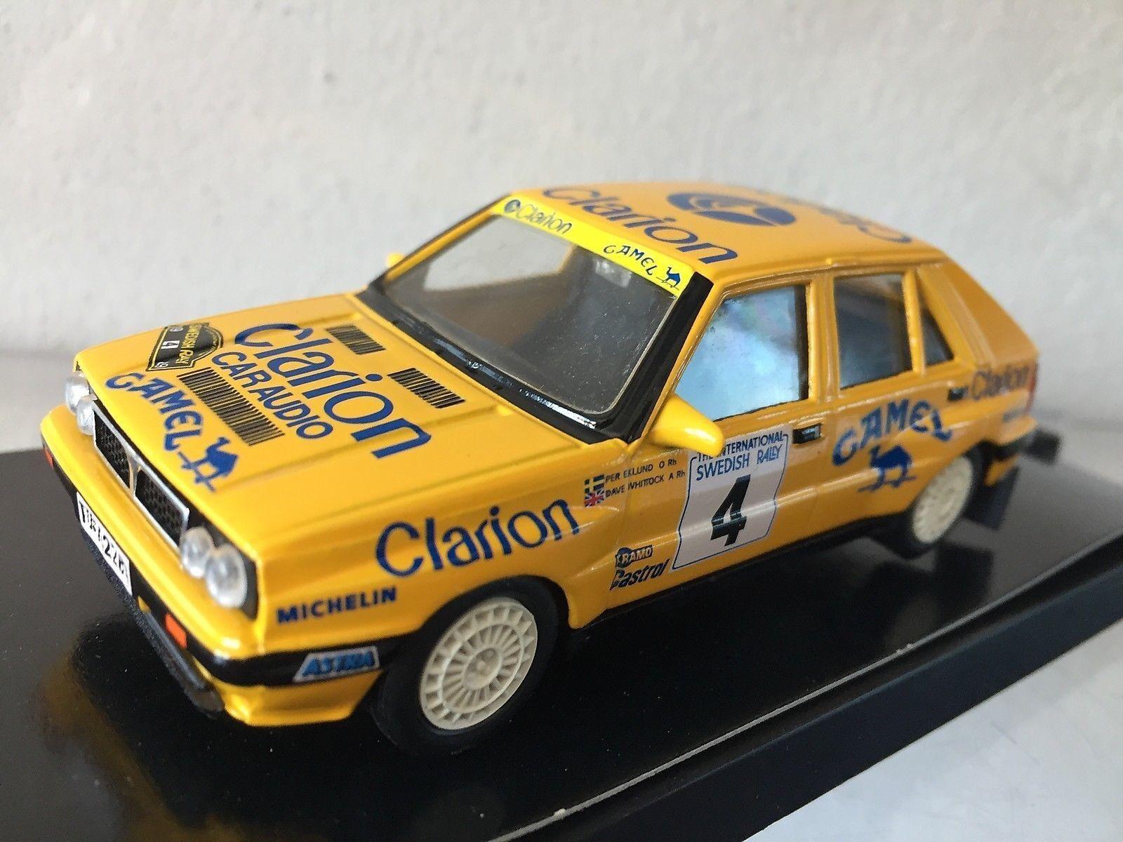 063 Lancia Delta Integrale 8V  4 Swedish Swedish Swedish Rally 1989 Eklund - VITESSE 1 43 363d7c