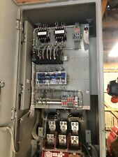 One Russelectric 600 Amp 480277v 3ph 4w Automatic Transfer Switch