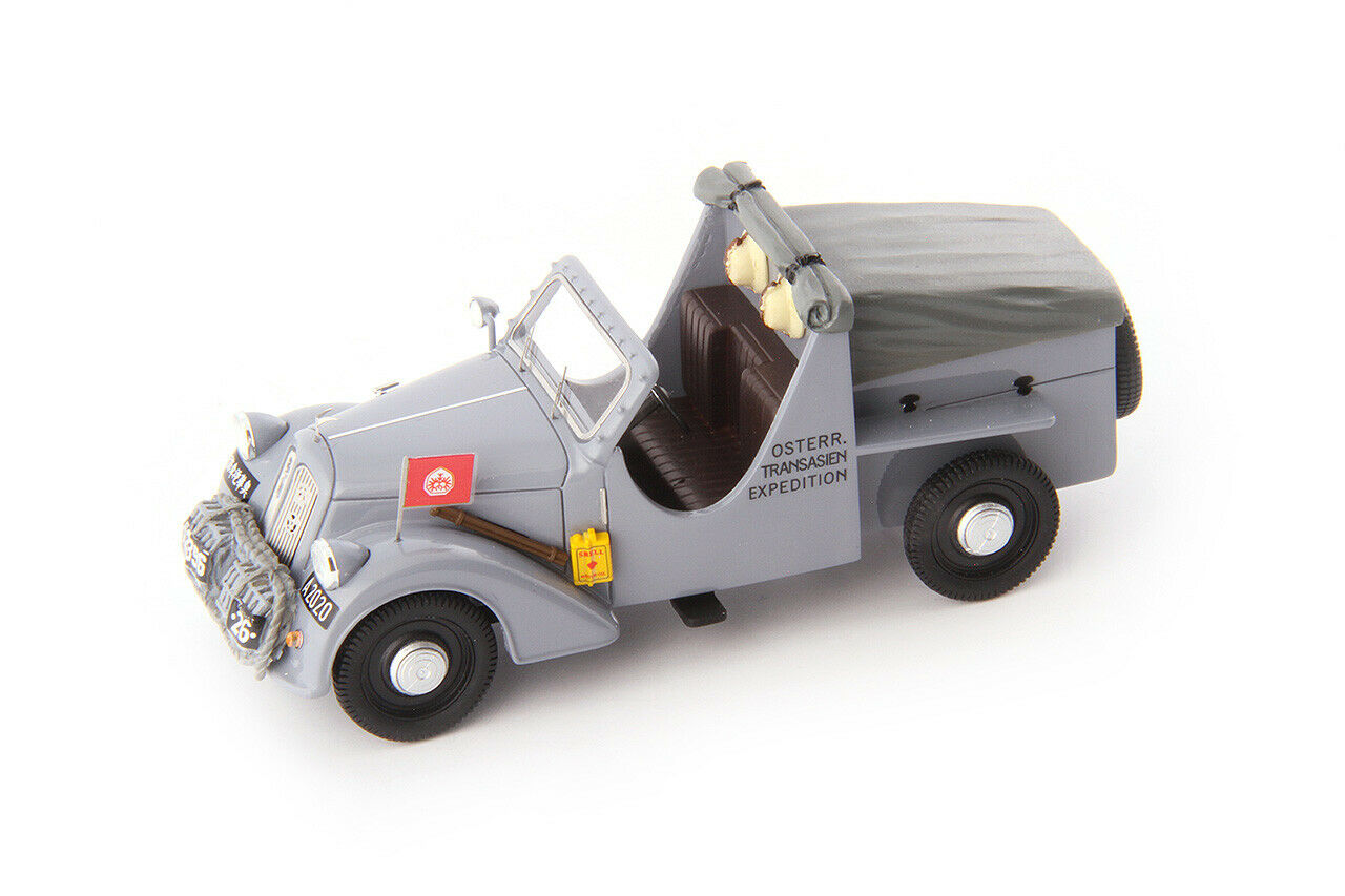 Autocult.  Steyr 100   Asien-Steyr , Resinmodell in 1.43  les ventes chaudes