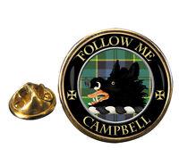 Campbell of Breadalbane Clan Crest Lapel Pin Badge