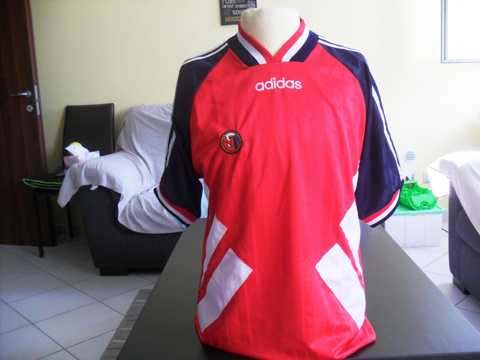 Maglia shirt Norvegia Norway 1994 world cup usa 94 original adidas Diuominiione M