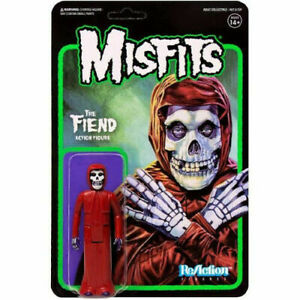 Super7 ReAction MISFITS Halloween Figure 2018 NYCC Exclusive *Rare* In Stock