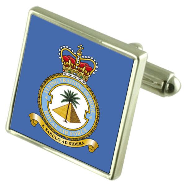 Royal Air Force 6 Fp Flügel Sterling Silber Manschettenknöpfe