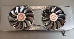 Evga-GTX-980-Acx-2-0-COOLER-SC-DISSIPATORE-con-VENTOLA-FAN-soltanto-NO-GPU