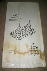 "Ikea Abudans Hanging Pot Rack 361-093-80 New 30"" x 15.5 ..."