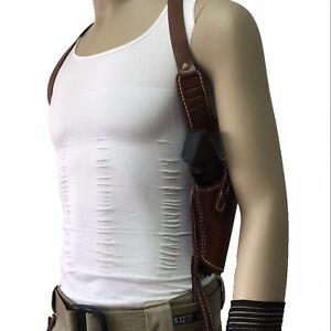 Tactical-Leather-Hidden-Underarm-Shoulder-Pouch-Bag-Pistol-Gun-Armpit-Holster