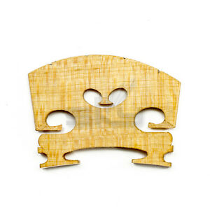 SKY-New-Fitted-4-4-Size-Violin-Bridge-Free-US-Shipping-High-Quality-Maple-Wood