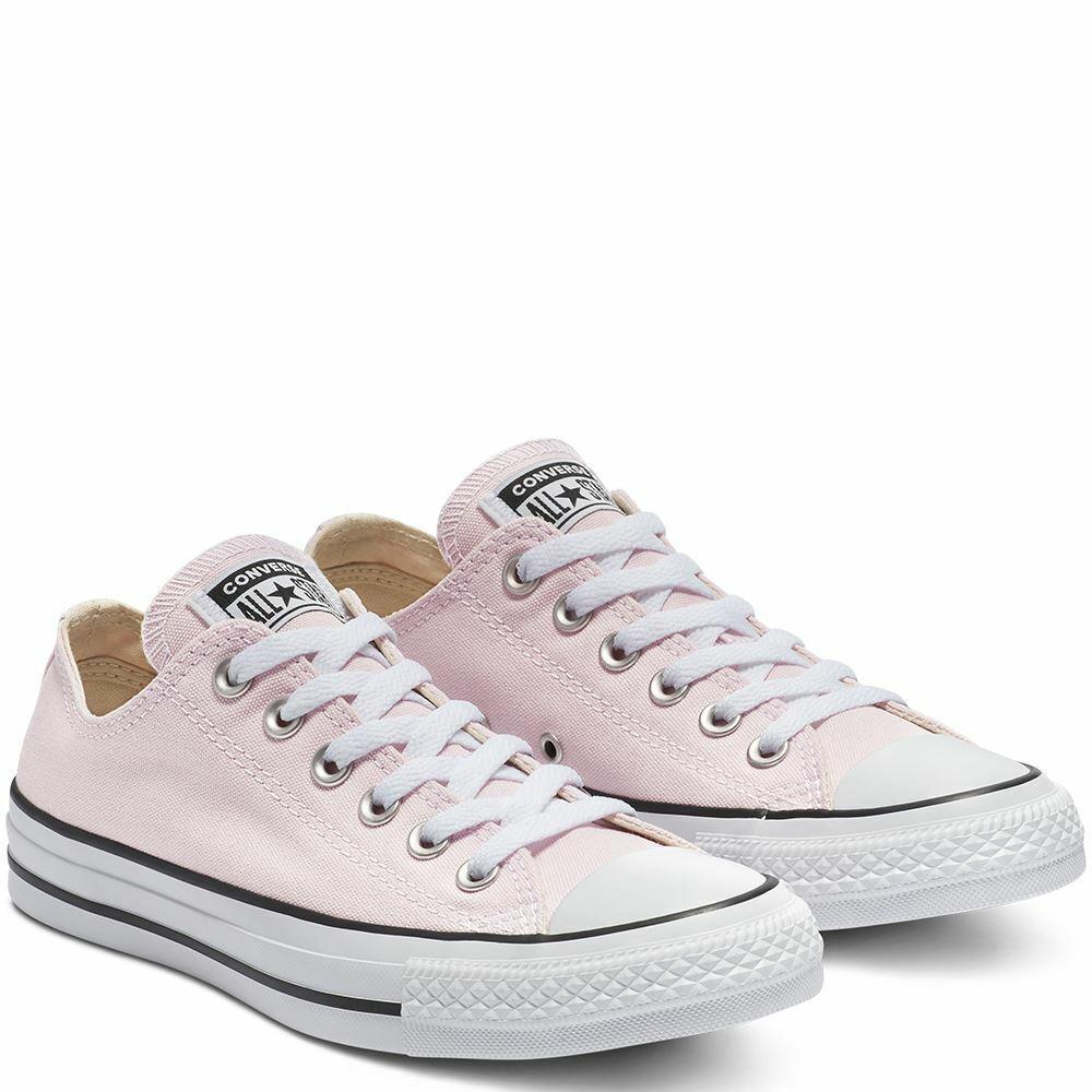 Converse CTAS OX 1653358C Pink Foam Womens UK 3-8