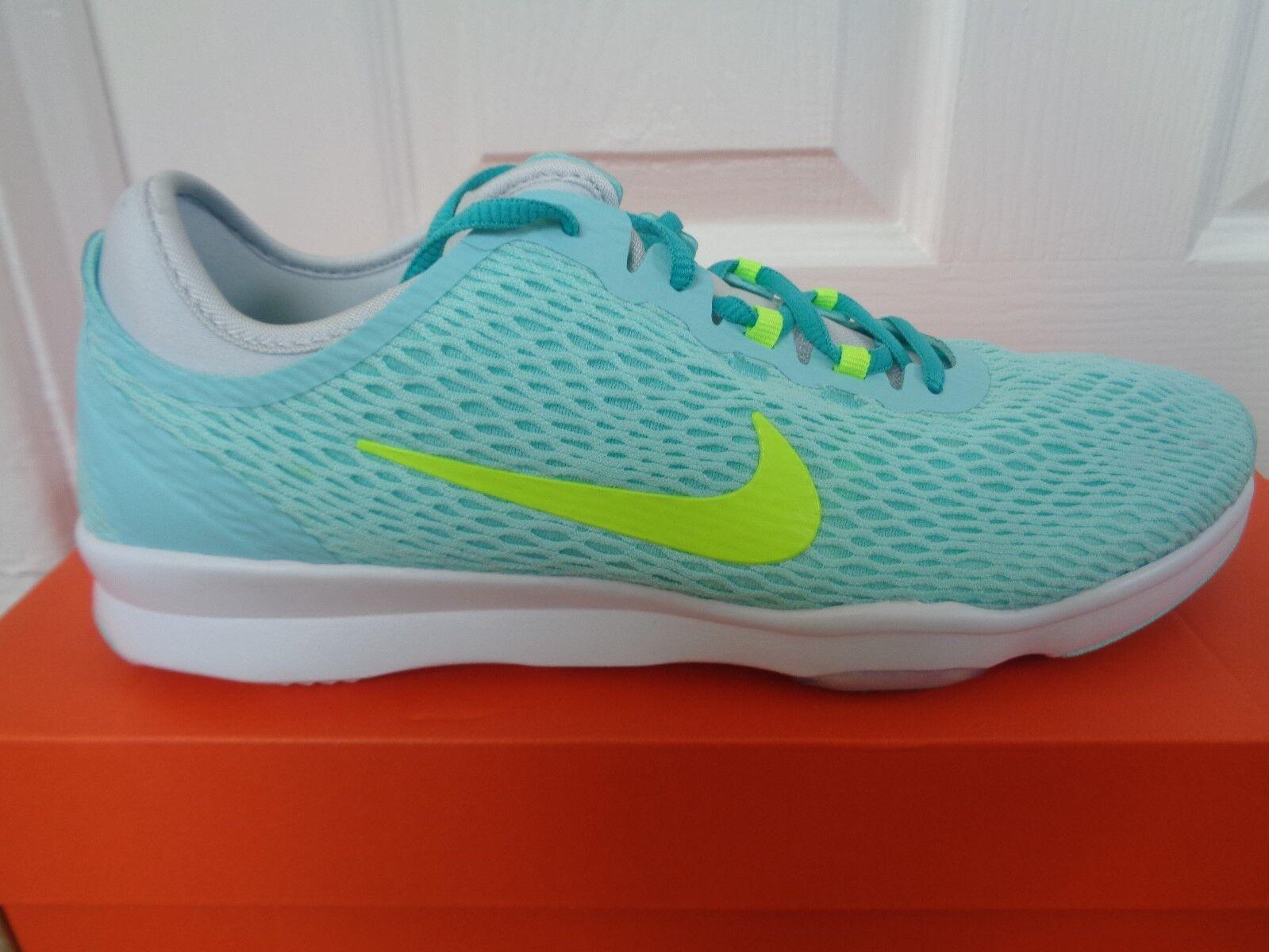 a65dcf6915b36c Nike Zoom Ajuste Para Para Para Mujer Zapatillas zapatillas 704648 300 nos  8.5 Nuevo + Caja