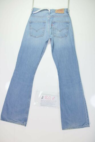 Bootcut Tg42 Rarecod J887 Levis L34 Jeans Femme 516 D'occassion Flare W28 pOaqpEX