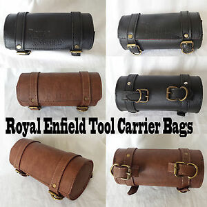Royal Enfield Bullet Motorcycle Tool Roll Box Kit