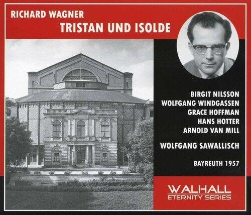 Wagner / Nilsson / Wolfgang Windgassen / Hoffman - Tristan Und Isolde [New CD]