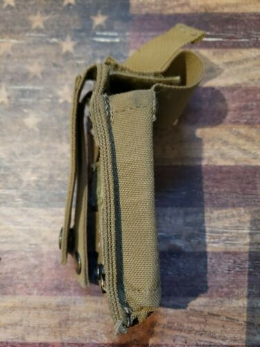 NEW USGI USMC Molle .223 5.56x45 Magazine Speed Reload Pouch NSN8465-01-558-5122