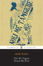Noli Me Tangere (Touch Me Not) - Acceptable - Rizal, Jose - Paperback
