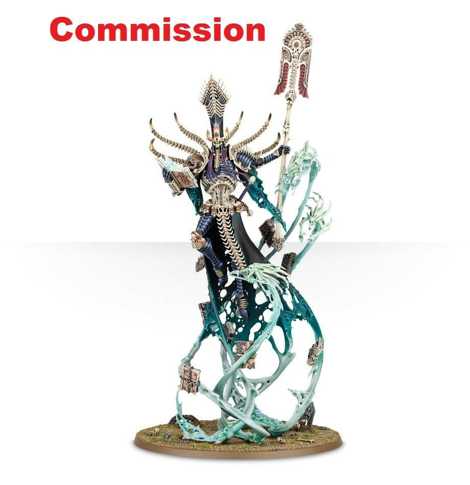Nagash, Supreme Lord of the Undead Commission Superbly Painted Age Of Sigmar