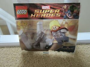 Lego ® 30361 Super Heroes Avengers Thor Polybag NEW NEW