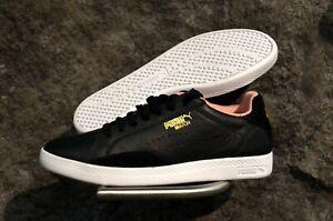 Details zu Puma Match Lo Basic Sports w schwarz 37,5 42 UK 4,5 8 (357543 016)