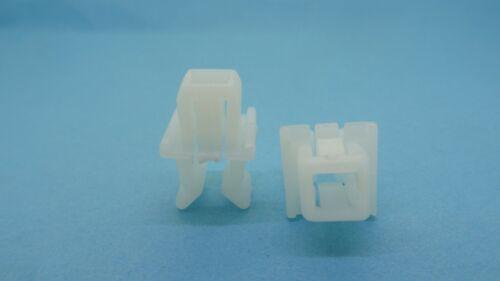 Ford Bonnet Hood Cage Plastique Clips Pour Montage Rod