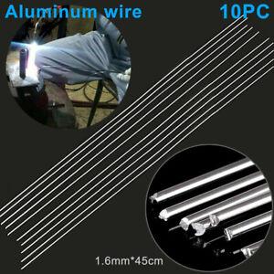 Easy-Melt-Welding-Rods-Low-Temperature-Aluminum-Wire-Brazing-10pcs-1-6mmx45cm