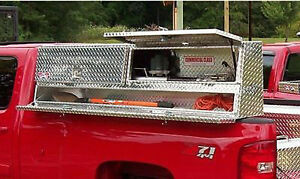 "Truck Tool Box: 48"" Topsider Toolbox with compartments ..."