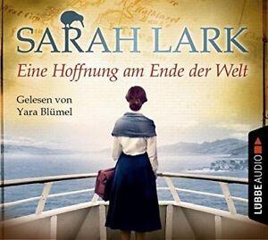 YARA-BLUMEL-SARAH-LARK-EINE-HOFFNUNG-AM-ENDE-DER-WELT-6-CD-NEW