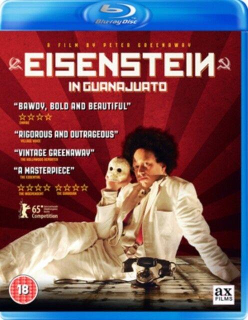 Eisenstein en Guanajuato Blu-Ray Blu-Ray Neuf (AXM717)