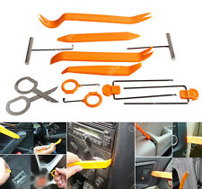 AUDI A3 A4 A6 Car Interior Exterior Panel Pry Trim Removal Tool Kit 12 PCs Set