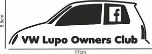 VW-Lupo-Owners-Club