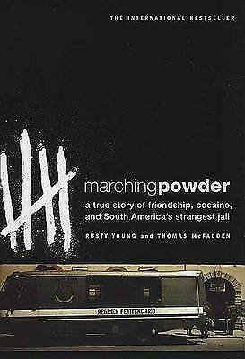 1 of 1 - MARCHING POWDER, BY RUSTY YOUNG AND TOMAS McFADDEN, LIKE NEW, FREE SHIPPING