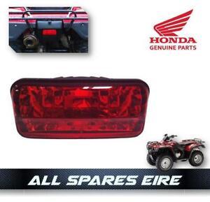 HONDA-TRX-350-FOURTRAX-QUAD-ATV-REAR-BRAKE-TAIL-LIGHT-LENS-2000-2003