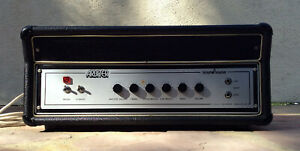 VINTAGE-1974-ARBITER-SOUNDHOUSE-150-WATT-MADE-IN-ENGLAND-SOUND-CITY-HIWATT
