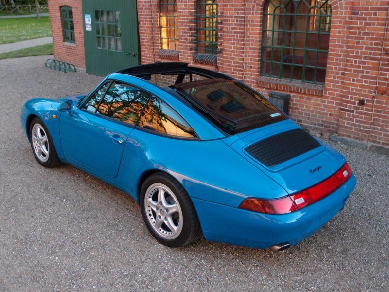 Porsche 911 Targa aut. - 3